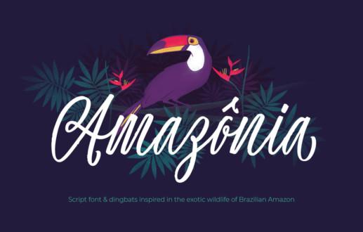Amazônia Font